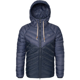 Varg Mollösund Down Jacket Men, blue mix